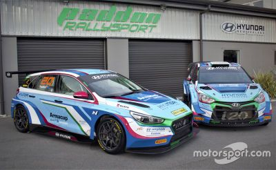 Annuncio Hayden Paddon - TCR News Zealand