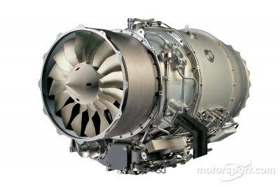 HF120 Motor a reacción Turbofan