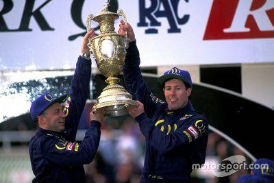 Retrospettiva iridati del WRC