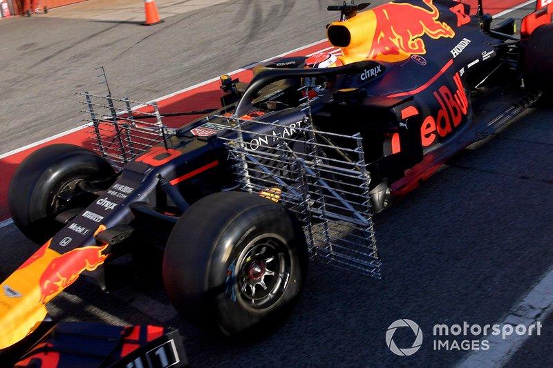 П'єр Гаслі, Red Bull Racing RB15