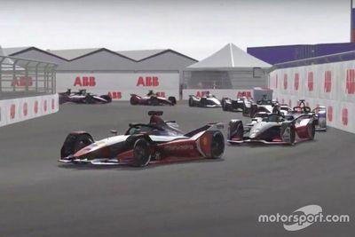 Formule E : Race at Home Challenge - Manche 7