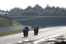 Bastien Mackels, Yamaha YZF-R1M, Jan Halbich, Honda CBR 1000 RR