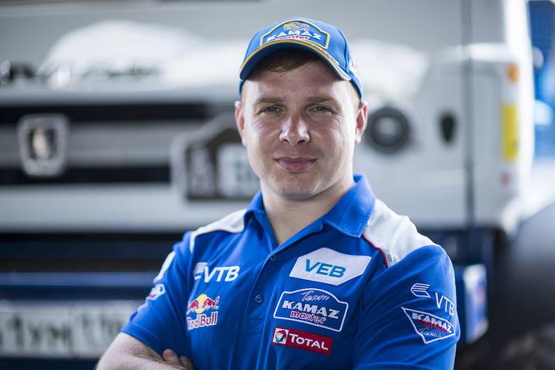 Eduard Nikolaev, Team Kamaz Master