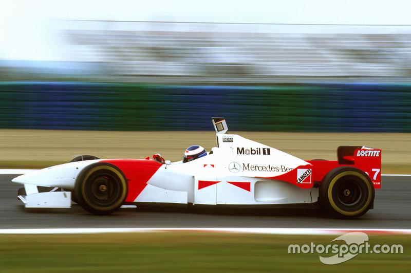 McLaren MP4/11 (1996)