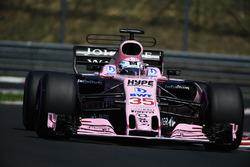 Lucas Auer, Force India VJM10