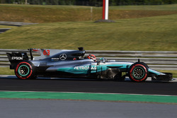 George Russell, Mercedes-Benz F1 W08