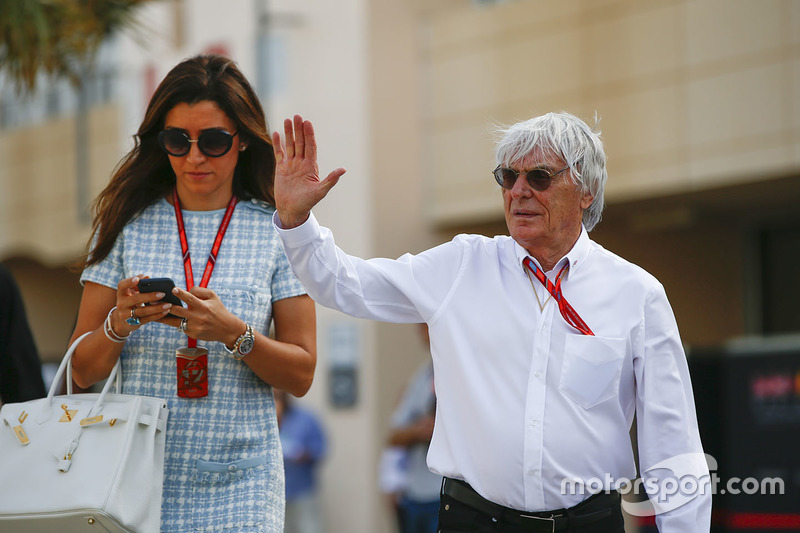 Об отношениях с новым руководством Формулы 1