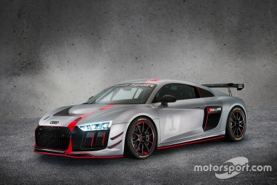 Audi R8 LMS GT4 unveil