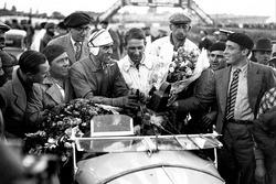 1. Tazio Nuvolari, Raymond Sommer, Alfa Romeo 8C