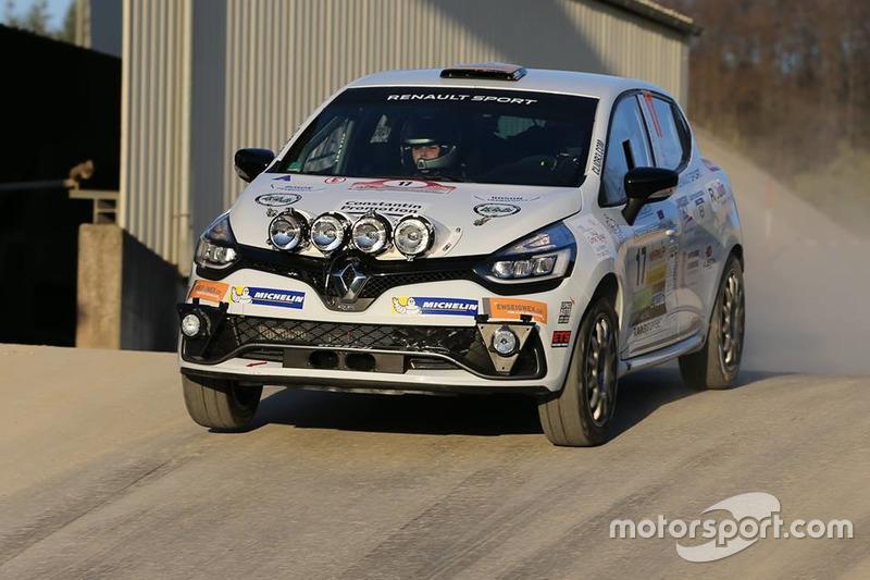 Aurélien Devanthéry, Michaël Volluz, Renault Clio R3T