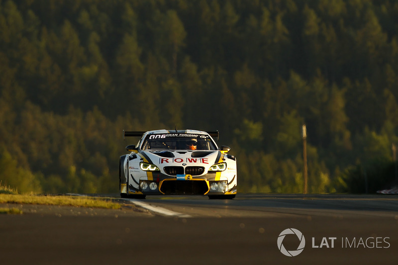 10. #99 Rowe Racing, BMW M6 GT3