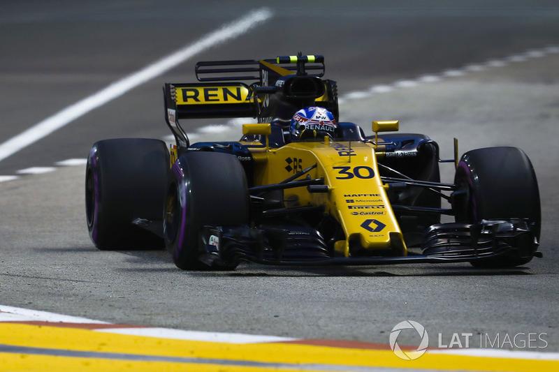 11. Jolyon Palmer, Renault Sport F1 Team RS17