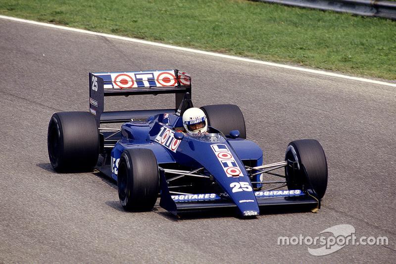 Рене Арну, Ligier JS29C Megatron