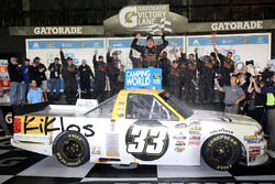 1. Kaz Grala, GMS Racing, Chevrolet