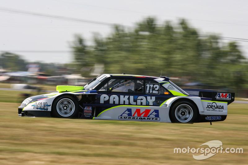 Esteban Gini, AA Racing Torino