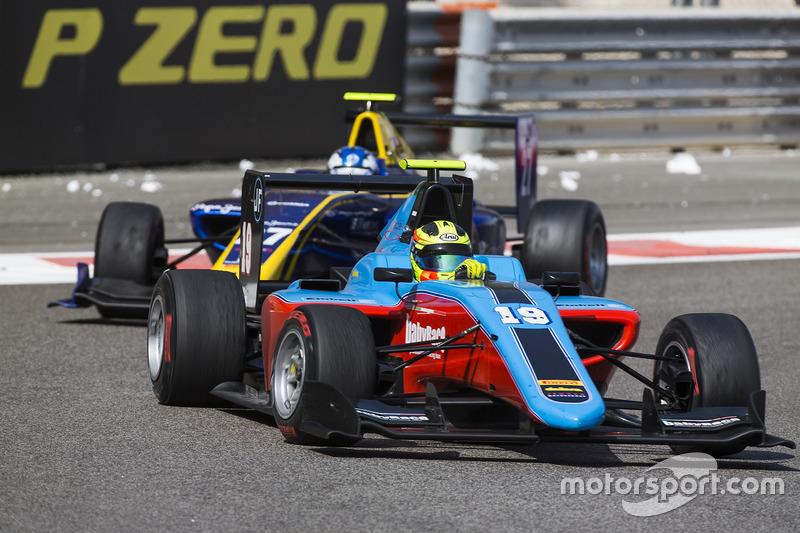Alessio Lorandi, Jenzer Motorsport y Jake Hughes, DAMS
