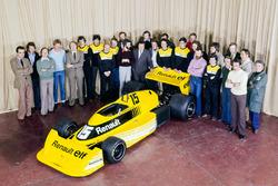 Renault RS 01, Renault-Sport team