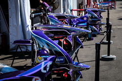 DS Virgin Racing garajes