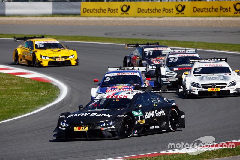 Bruno Spengler, BMW Team RBM, BMW M4 DTM