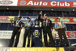 2016 Champions: Antron Brown, Ron Capps, Jason Line, Jerry Savoie