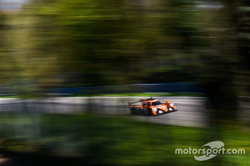 #22 G-Drive Racing, Oreca 07 - Gibson: Memo Rojas, Ryo Hirakawa, Léo Roussel