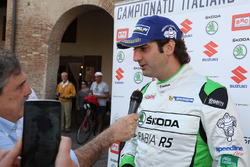 Umberto Scandola, Skoda Motor Sport Italia