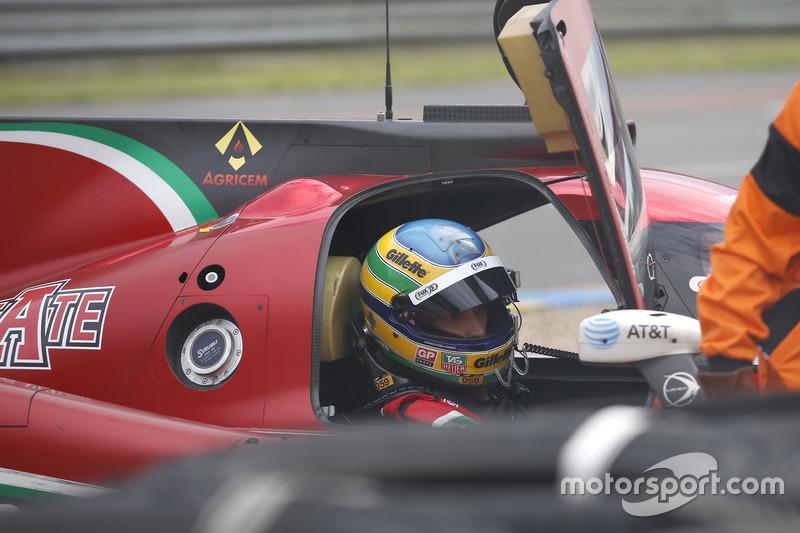 Аварія #43 RGR Sport by Morand Ligier JSP2 Nissan: Бруно Сенна