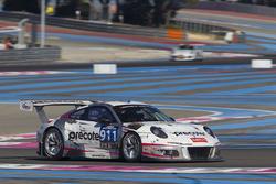 #911 Precote Herberth Motorsport Porsche 991 GT3 R: Alfred Renauer, Robert Renauer, Daniel Allemann,