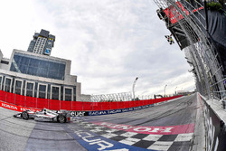 Will Power, Team Penske Chevrolet takes the checkered flag