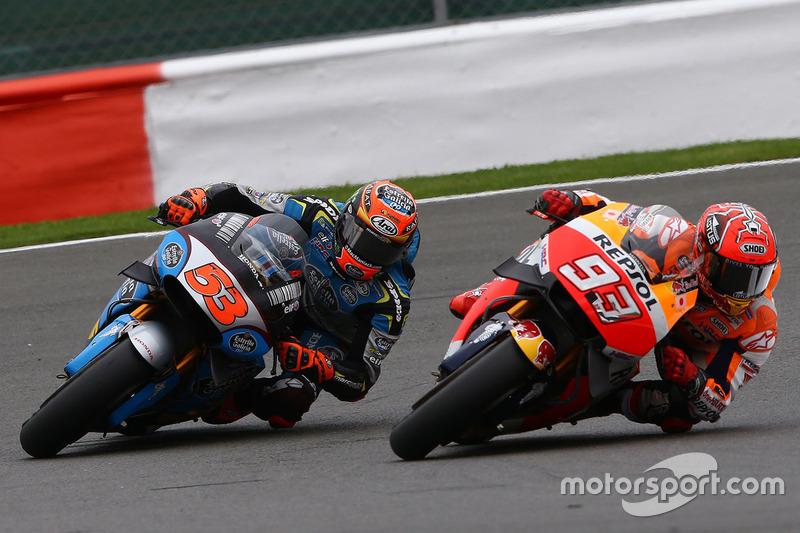 Marc Marquez, Repsol Honda Team, Tito Rabat, Marc VDS Racing Honda