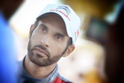 Sheik Khalid Al-Qassimi, Citroën DS3 WRC, Abu Dhabi Total World Rally Team
