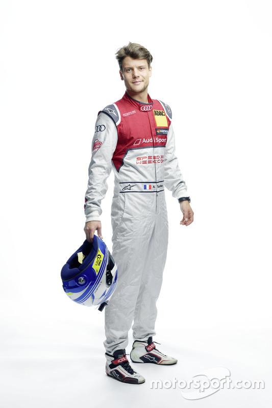 #27: Adrien Tambay, Rosberg-Audi