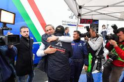 Fabrizio Fabbri con Paolo Andreucci