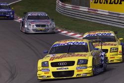 Кристиан Абт, Abt-Audi TT-R, и Маттиас Экстрём, Abt-Audi TT-R