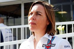 Claire Williams, Williams F1