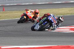Хорхе Лоренсо, Yamaha Factory Racing, Марк Маркес, Repsol Honda Team