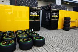 Pirelli tyres for Renault Sport F1 Team