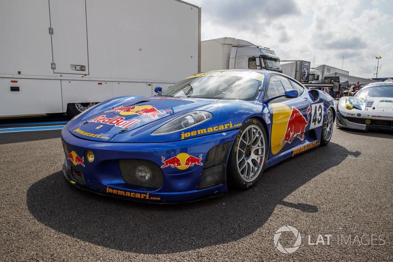 #43 AF Corse Ferrari 430 GT Berlinetta: Joe Macari, Ben Aucott, Adrian Newey