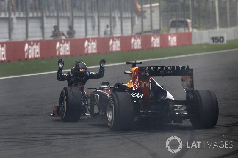 2. 2013 - Sebastian Vettel, Red Bull (83,6%)