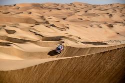 خالد القاسمي، رالي أبوظبي الصحراوي