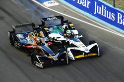 Jean-Eric Vergne, Techeetah, Renault Z.E. 17, Lucas Di Grassi, Audi Sport ABT Schaeffler, Audi e-tron FE04