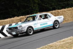 Ford Mustang Siemens