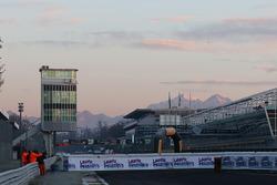 Monza au petit matin