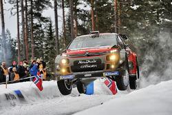 Kris Meeke, Paul Nagle, Citroën C3 WRC, Citroën World Rally Team