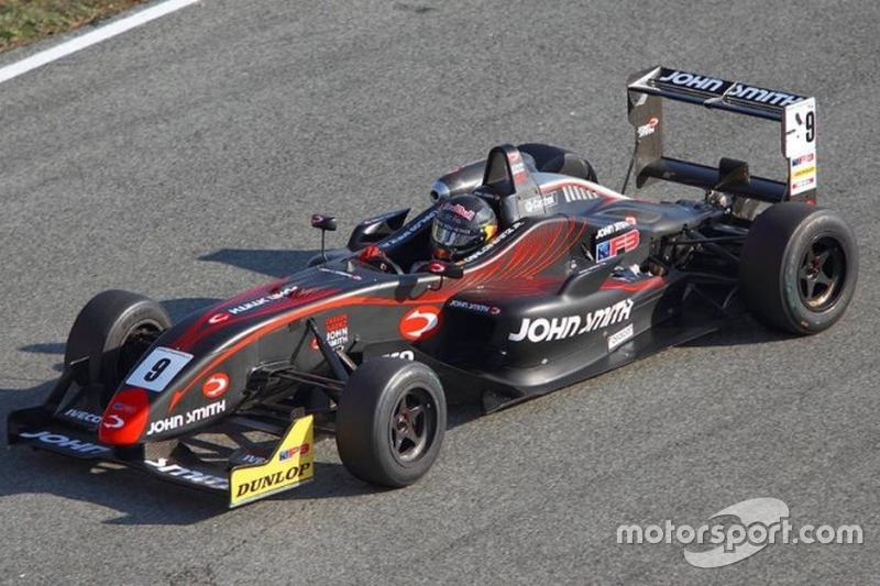 2010: Dallara F308 (European F3 Open)