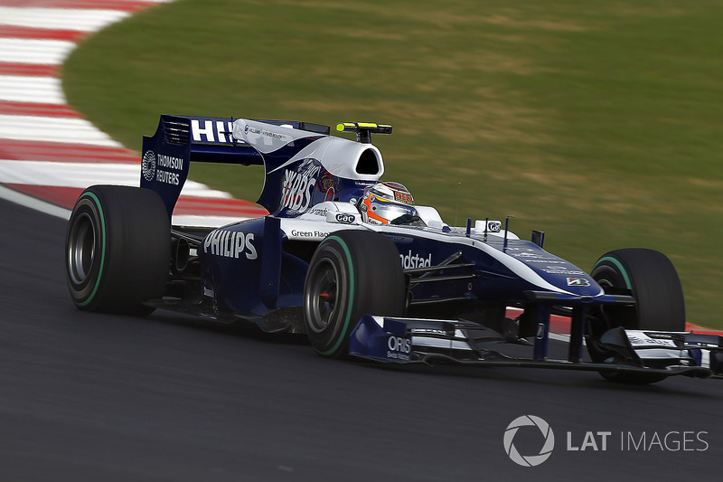 2010 : Williams-Cosworth FW32