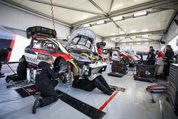 В расположении команды Toyota Gazoo Racing WRC
