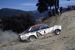 Markku Alen, Ilkka Kivimaki, Fiat 131 Abarth