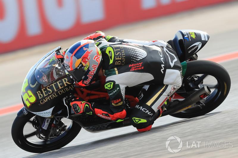 Marcos Ramirez, Bester Capital Dubai at Austin - Moto3 Fotos