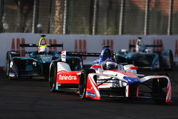 Nick Heidfeld, Mahindra Racing, Oliver Turvey, NIO Formula E Team, Antonio Felix da Costa, Andretti Formula E Team